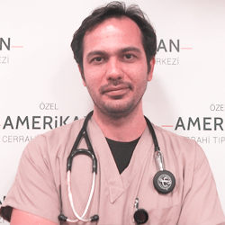 Anestezi Uzmanı Doktor Fuat Gürbüz